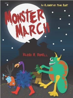 kmr101_monster_march_cover