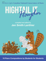 Hightail It Haydn book cover